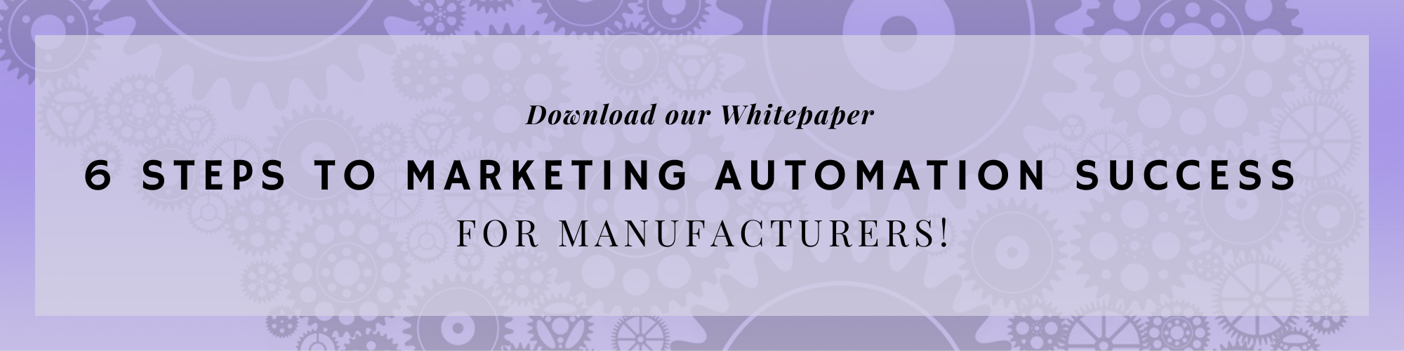 Download Our Whitepaper CTA